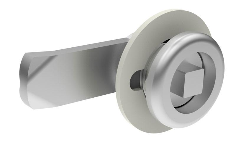 Cerradura Con Cerrojo Normalizada Cuadrado Exterior 8mm