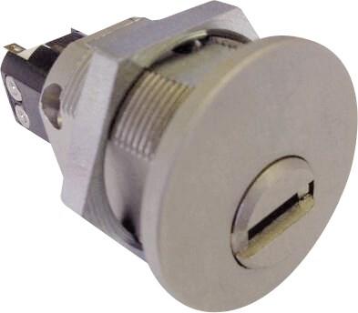 Cerradura De Contacto Eléctrico Con Llave Estándar M23 Y M27