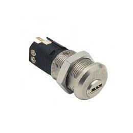 Cerradura De Contacto Eléctrico Con Llave De Alta Seguridad Mini6 Plus