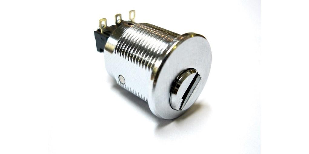 Cerradura De Contacto Eléctrico SMART Con Llave De Seguridad