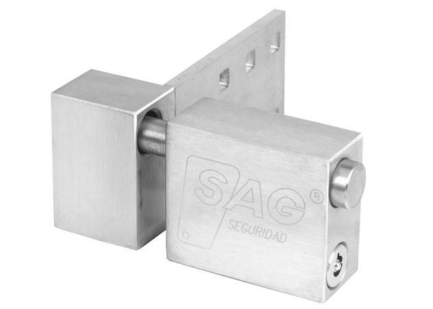 Candado Para Vehículo Con Plataforma SAG CFC-SD