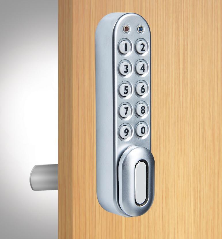 Cerradura De Combinación Electrónica Para Taquilla Code1000